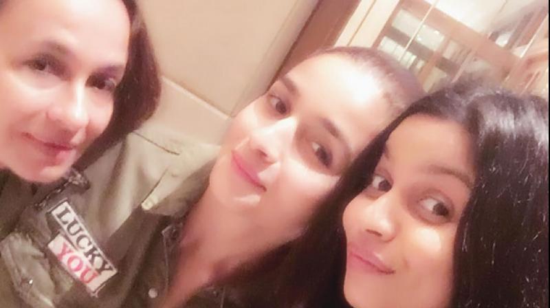 Alia Bhatt was last seen in Badrinath Ki Dulhaniya alongside Varun Dhawan.