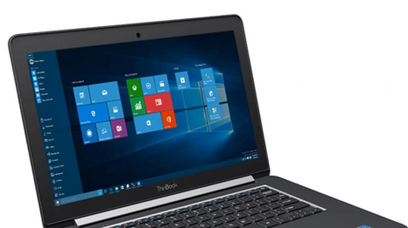 The RDP ThinBook is the most affordable laptop introduced in the Indian markets.