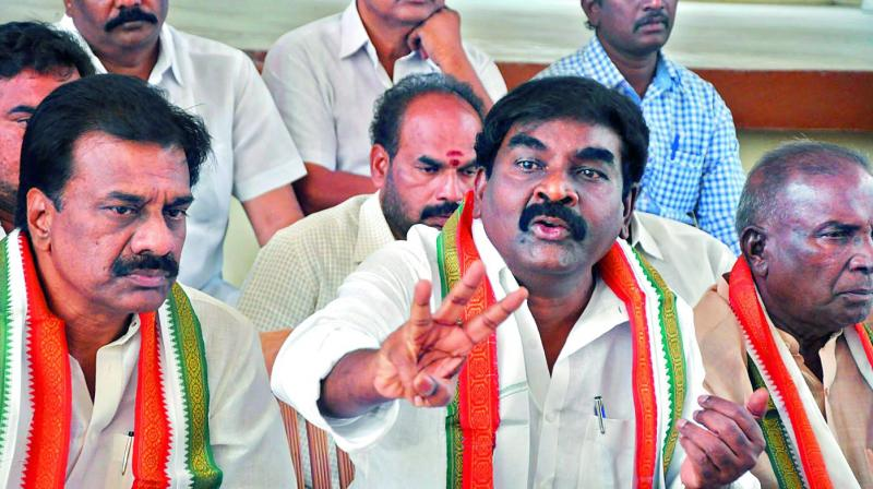 Devakumar Reddy  (Photo: DC)