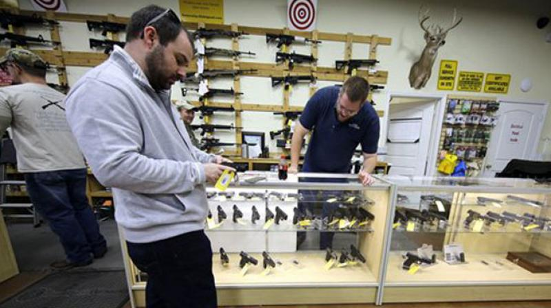 About 9 in 10 young adults say they support criminal background checks for all gun sales, a level of support that remains consistent across racial and ethnic groups. (Photo: Representational Image/AP)