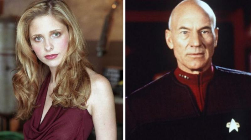 Favourite Characters From The World Of Buffy And Star Trek Will Feature In These Colouring Books