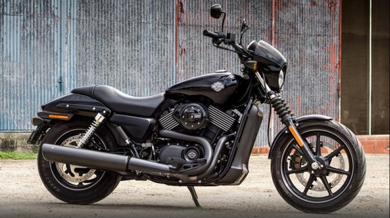 Harley Davidson Iron  Price In India