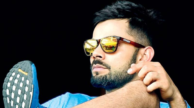 0a0c98f29f India Test skipper Virat Kohli – who became the highest run-getter in an IPL