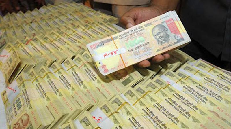 The flying squad found Rs 79,38,595 in a car, said to have been hired by a private banking outsourcing company. (Representational Image) (Photo: PTI)