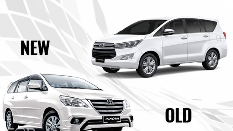 Toyota Innova Vs Innova Crysta What S Different