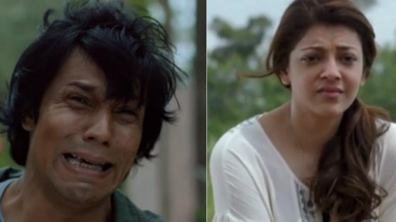 'Do Lafzon Ki Kahani' is a romantic love story, largely shot in Kuala Lampur, Malaysia.