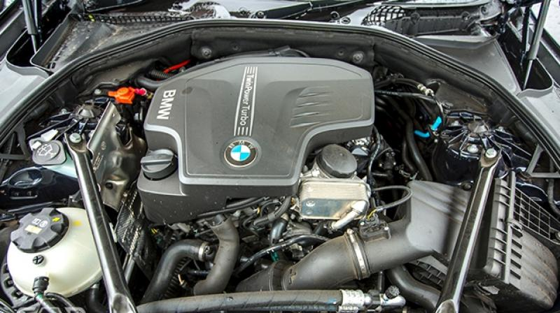 BMW I First Drive Review - Bmw 320 engine