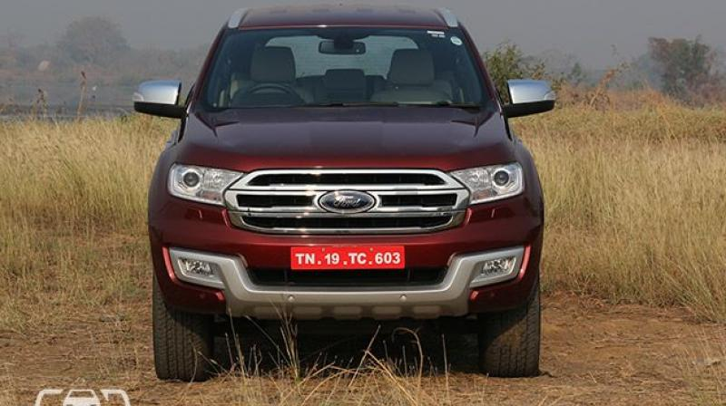Ford Decreases Endeavour Prices By Up To Rs 2 82 Lakh