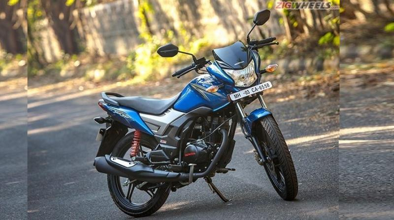 Honda sells 1 lakh units of cb shine sp in india for Dale sharp honda