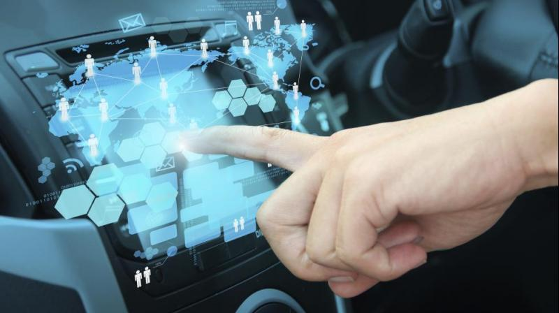 Major Carmakers Microsoft Tie Up For Connected Driving