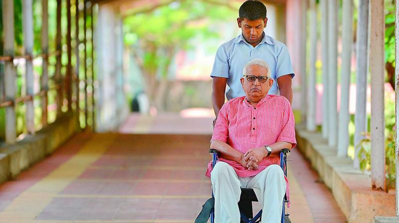 The maximum amount of elderly abuse happens in Mangalore (47 per cent), followed by Ahmedabad (46 per cent), Bhopal (39 per cent) and Amritsar (35 per cent). (Photo: File)