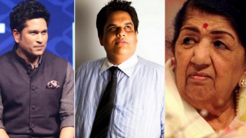 Bollywood has also reacted sharply to the comedian's portrayal of the music and cricket icons with many actors slamming the video made by a member of online comedy group AIB, saying it was in poor taste.
