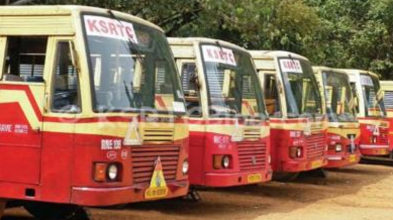 Track Ksrtc Buses Online From February 13