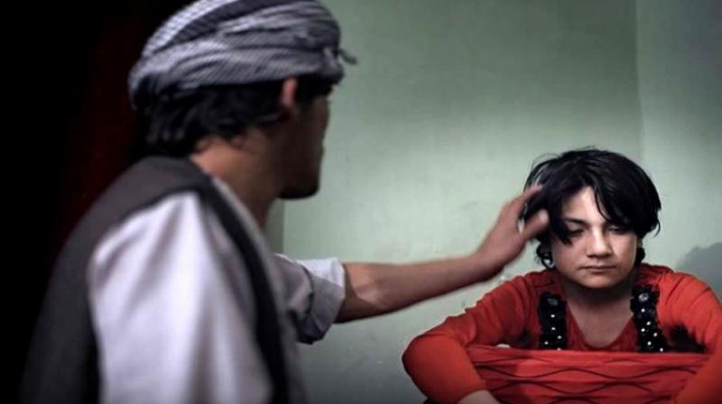 The ancient custom of bacha bazi, one of the country's worst human rights violations, sees young boys -- sometimes dressed as women -- recruited to police outposts for sexual companionship and to bear arms. (Representational Image)