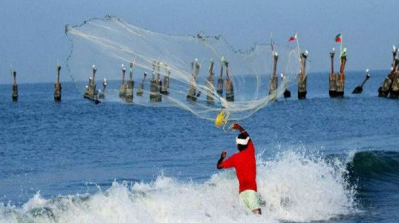 After completing the formalities, all the fishermen are expected to return home in a day or two.