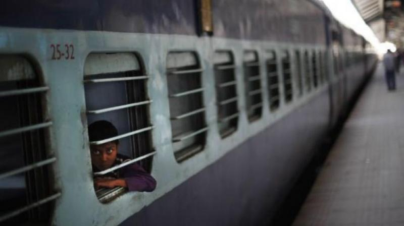 This facility will be made available in 39 trains departing from Indore, a railway official said today. (Photo: File)