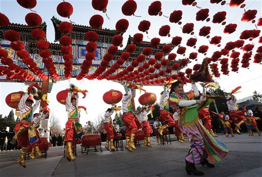 the lunar new year this year marks the year of the monkey in the chinese calendar - Chinese New Year Dc