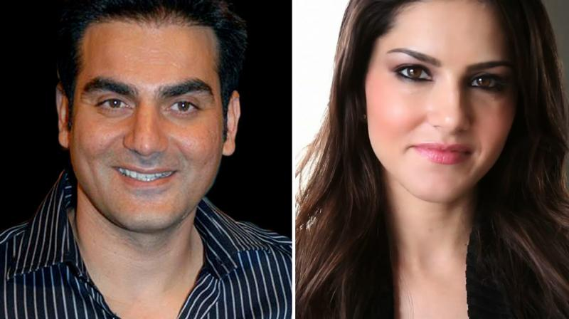 Arbaaz Khan to star opposite Sunny Leone in 'Tera Intezaar'.