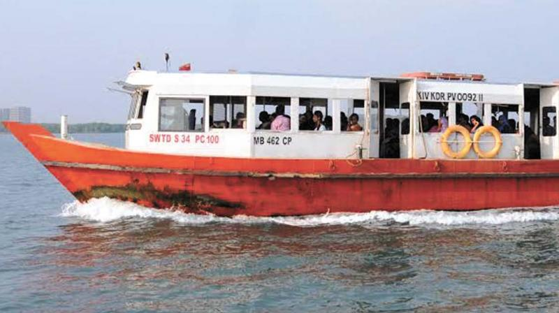 Kochi's Inland Water Transport Gets Boost