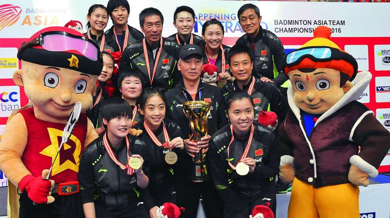 Asia Team Championships: Japan wins men's trophy