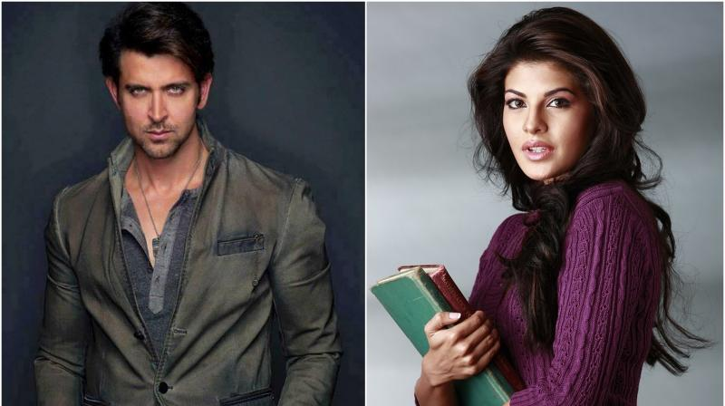 Hrithik's generous donation has helped Jacqueline move along with her good cause.