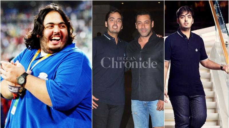 Unbelievable This Is How Anant Ambani Lost 108kg In Just