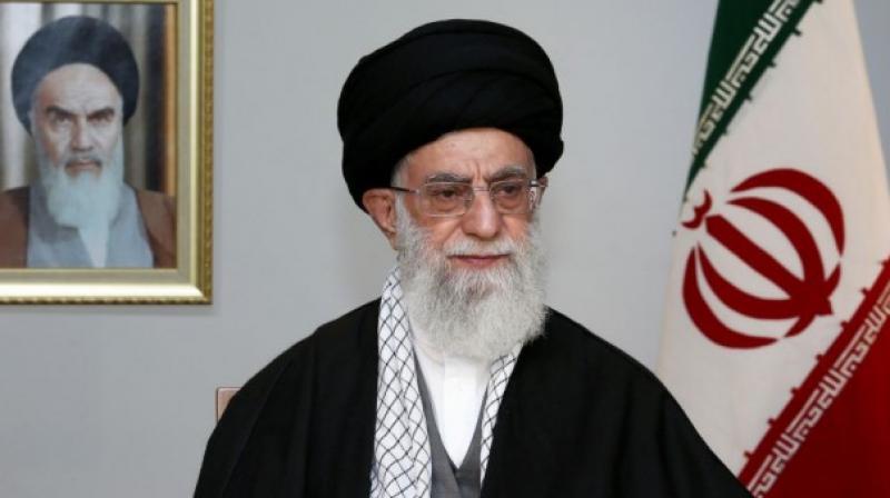 Iranian Supreme Leader Ayatollah Ali Khamenei. (Photo: AP)