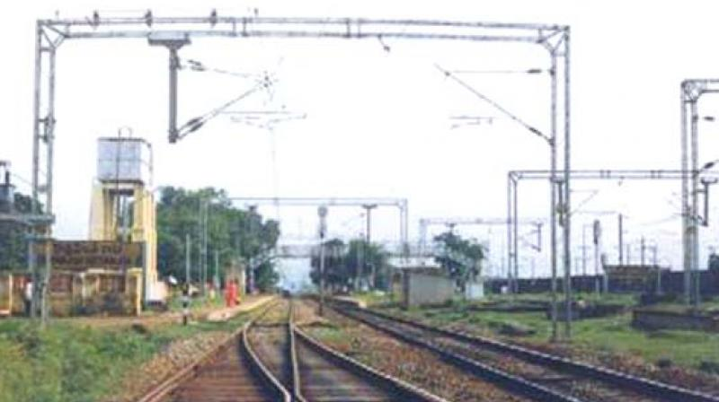 Among the six sub-stations, railways had no land in Tirur and land had been acquired for the purpose.