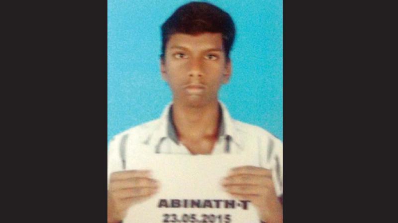 T. Abhinath