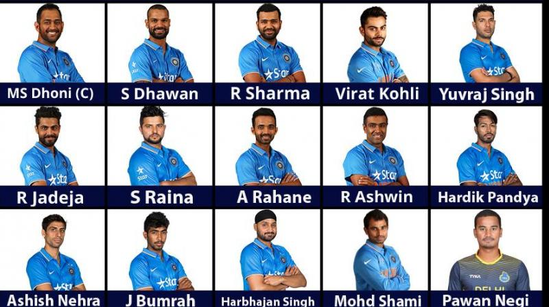 Mohammad Shami makes comeback; Pawan Negi makes cut as Manish Pandey misses the bus as Indian selectors pick squad for ICC World Twenty 20 and Asia Cup. (Photo: Indian Cricket Team/ Facebook)