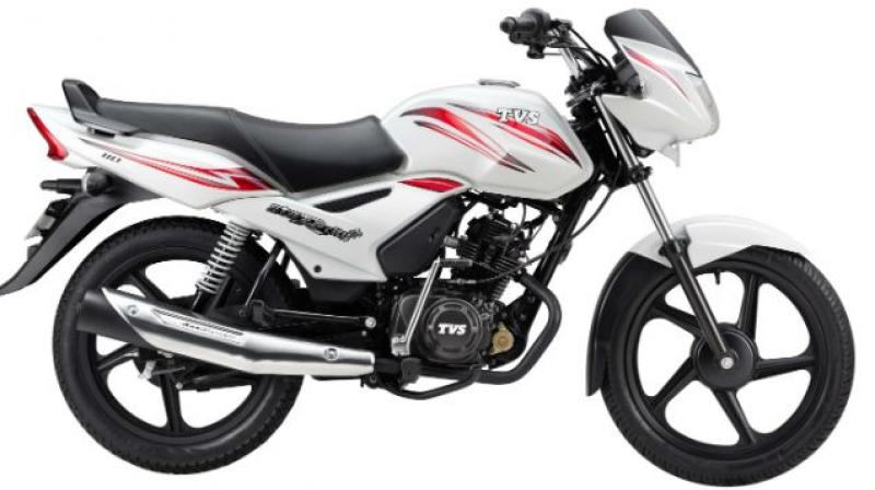 TVS Introduces new colour variants of StaR City+ and TVS Sport
