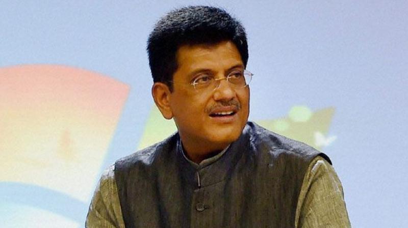 Power and Coal Minister Piyush Goyal