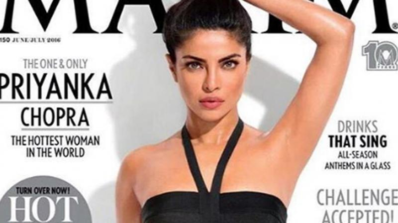 Priyanka Reacts To Unrealistic Underarms Controversy Posts Pit