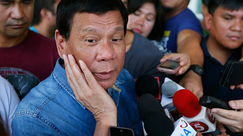 papacy vs philippine presidency Philippines president rodrigo duterte — notorious for having cursed the pope and world leaders like former us president barack obama.