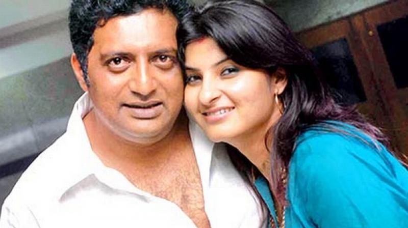 Prakash Raj and wife Pony Verma welcome a baby boy