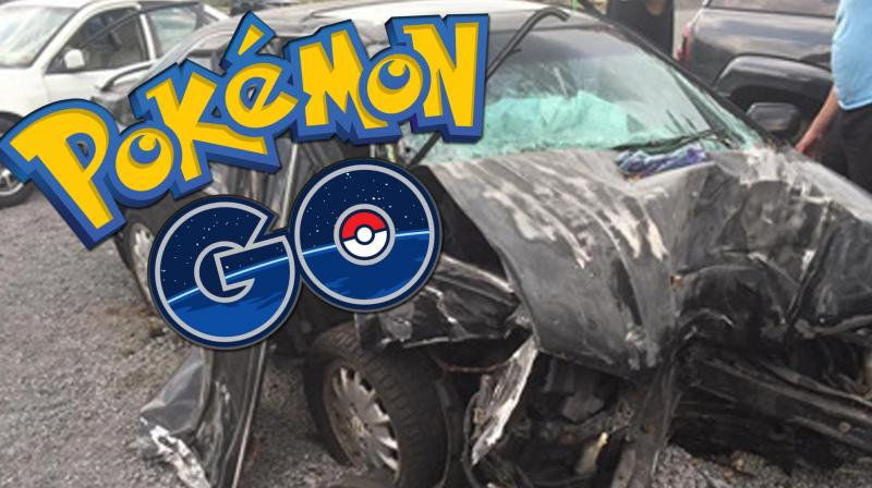 Mumbai Records India S First Road Accident Driven By Pokemon Go