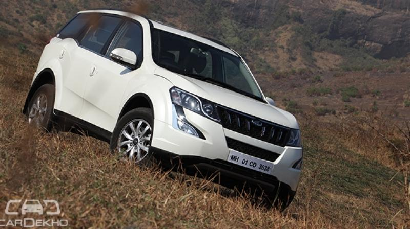Passive Keyless Entry And Push Button Start Added To Mahindra Xuv500