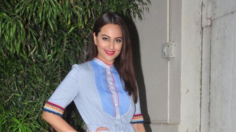 Sonakshi Sinha was the lead actress in 'Dabangg' and 'Dabangg 2'.