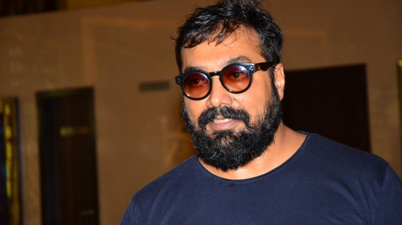 Producer-Director Anurag Kashyap.