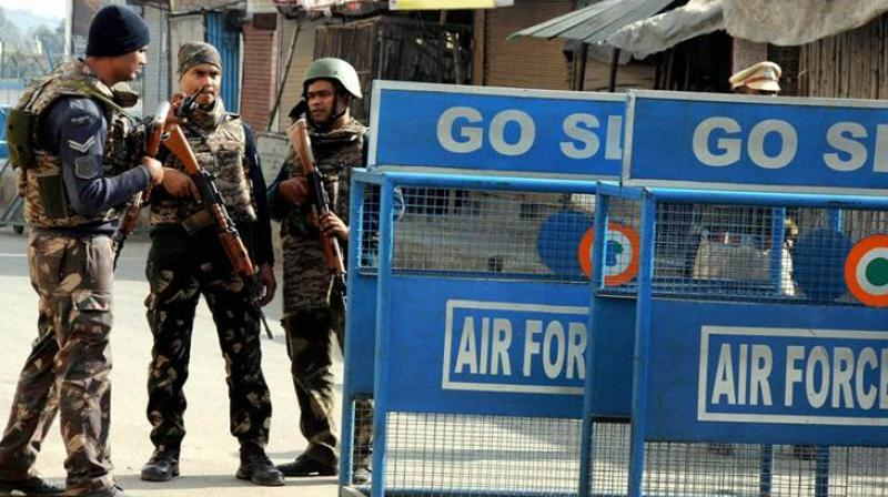 Although the Counter-Terrorism Department (CTD) of the Punjab police had registered an FIR against the alleged attackers of the Pathankot airbase and their abettors, not a single person has been charged in this regard. (Photo: PTI)