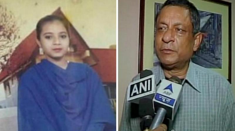 Satish Verma was on the CBI team probing the Ishrat Jehan encounter case.