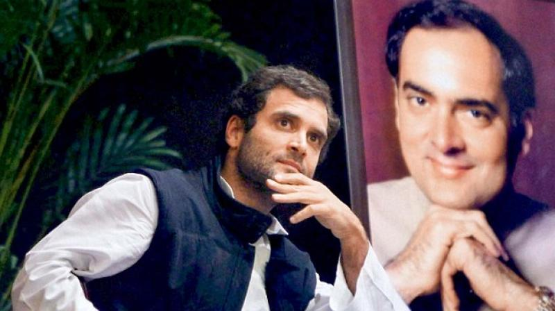 Rahul Gandhi said he would not give his personal opinion on the matter. (Photo: PTI)