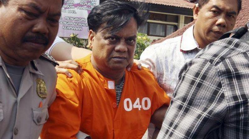 Gangster Chhota Rajan. (Photo: AP)