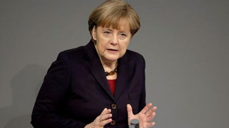 German Chancellor Angela Merkel. (Photo: AFP/File)