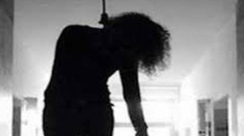 Around 10 am, neighbours who came to her house found Nandini hanging from the ceiling. (Representational image)