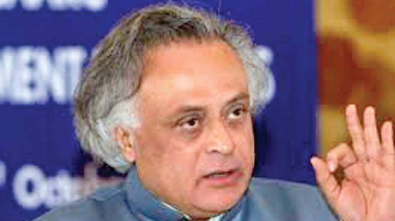 Congress MP Jairam Ramesh said that the health insurance scheme existed during the UPA tenure and only the money had been increased. It was a work in continuation, he claimed. (Photo: File | PTI)