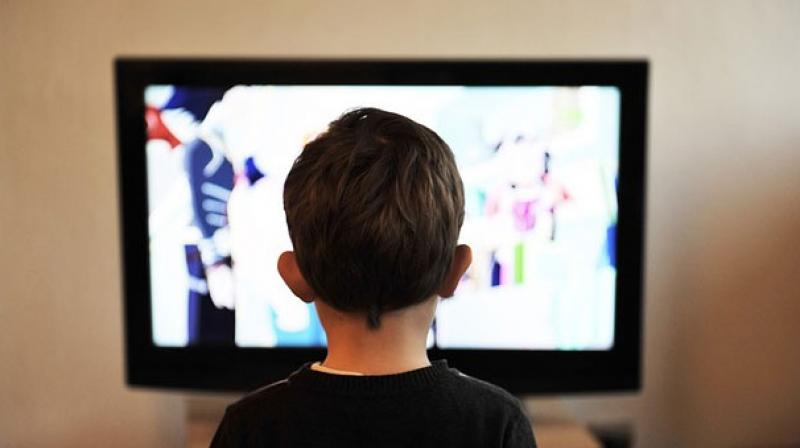 Watching TV for short periods does not impact on the number of creative ideas that young children come up. (Photo: Pixabay)