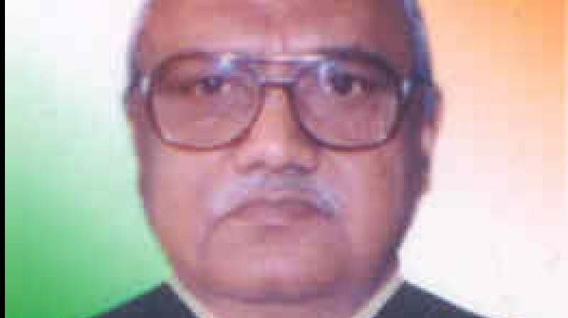 Congress MP Praveen Rashtrapal