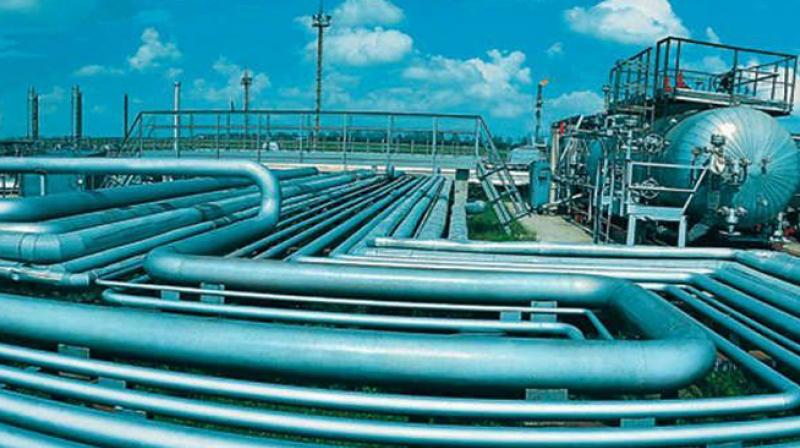 The 119 kilometre-long Bibiyana pipeline is Bangladesh's largest transmission line that supplies gas to the national grid. (Representational Image)
