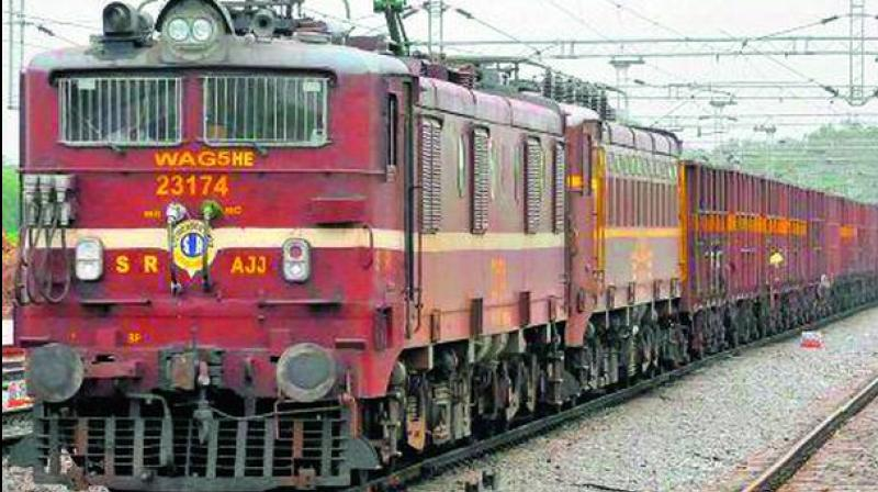 Rail Vikas Nigam Ltd Rs 480 crore initial public offer (IPO) was subscribed 1.8 times earlier this month and price range for the issue was fixed at Rs 17-19 per share. (Photo: File)